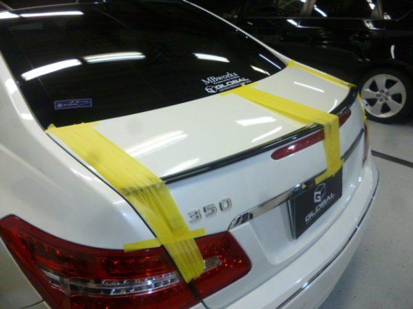 メルセデスベンツ C207 E350クーペ ナイトパッケージ