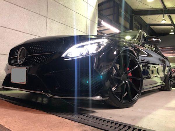 メルセデスベンツ W205 C200 AMGライン ご納車!!(=゚ω゚)ノ